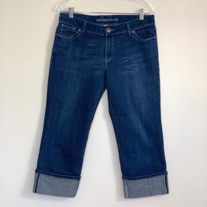 Mossimo Supply Co Crop Jean Size 11